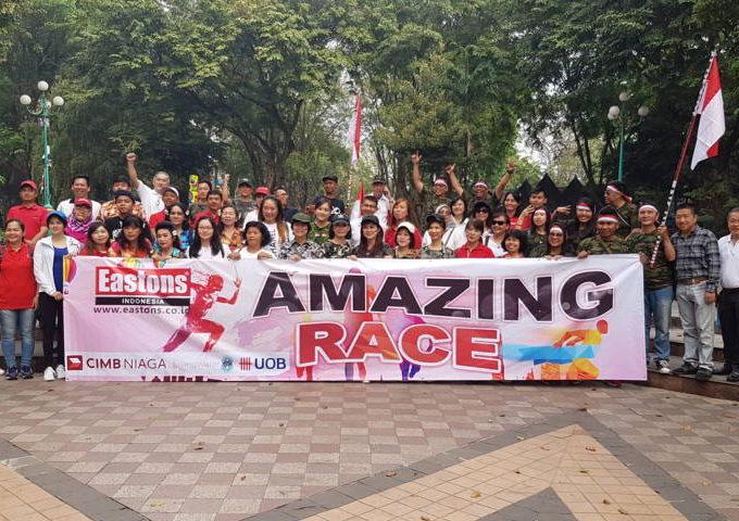 EASTONS Amazing Race