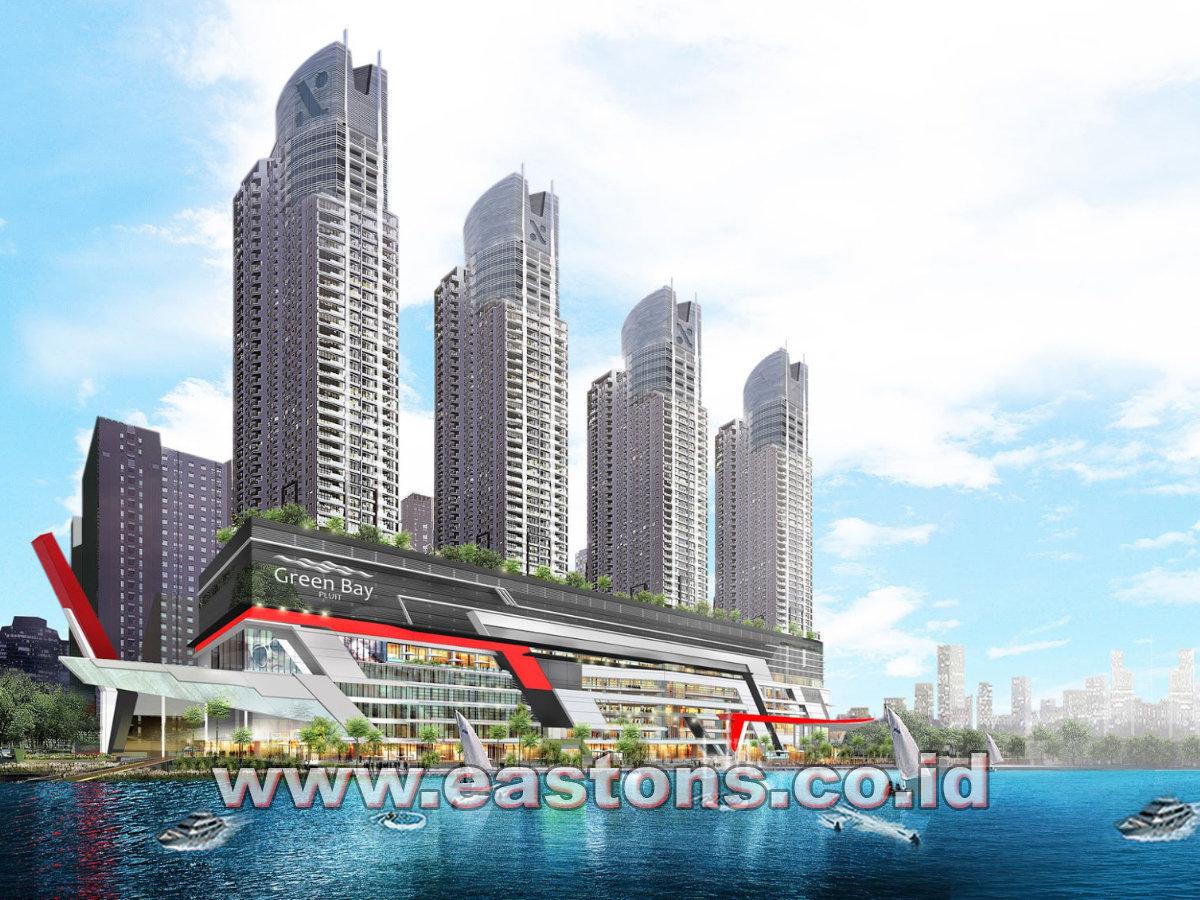 Dijual Apartemen GreenBay Muara Karang (PK006517)