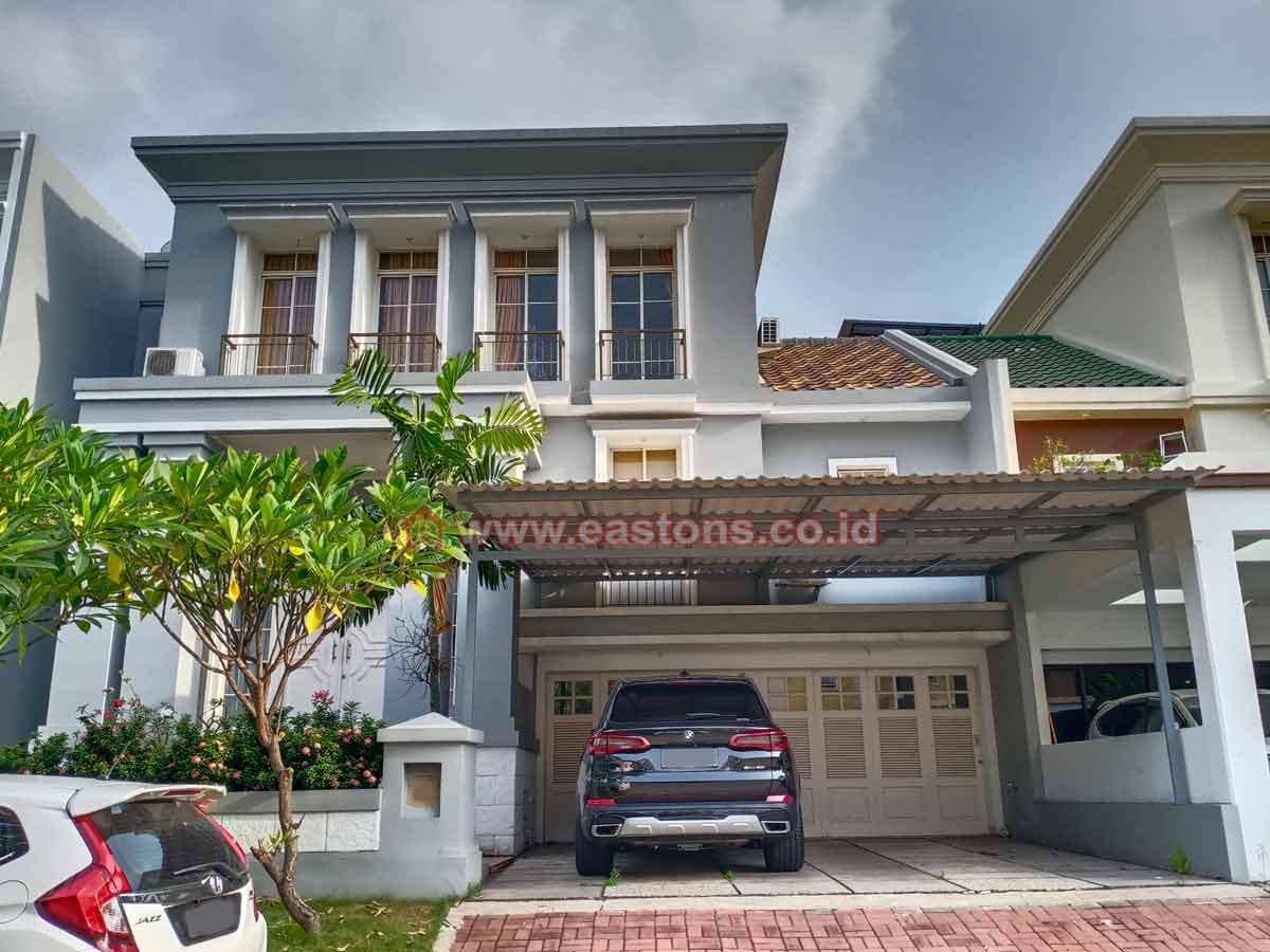 Dijual rumah di Johar Golf Raya (PK006525)