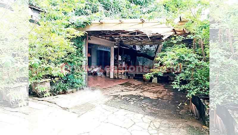 Dijual rumah tinggal di Keutamaan Dalam (MD004841)