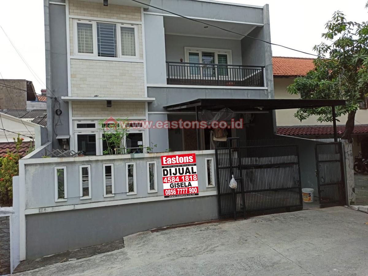 Dijual Rumah Tinggal di Kelapa Gading (KG004304)