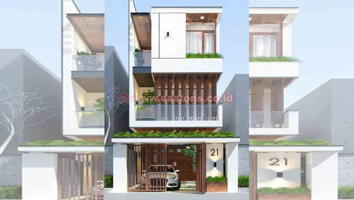 Dijual Rumah Taman Palem Lestari (CGK010753)